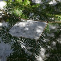 « Fenêtre de sapin baumier », 2010, Beaumont, N.-B.