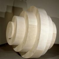 « Vaisseau I », 1999, bois de contreplaqué, collection de l'artiste